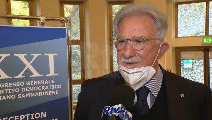 XXI Congresso Pdcs, in mattinata l'intervento di Raffaele Bonanni
