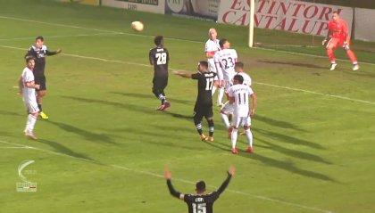 Un errore di Nardi lancia il Carpi, Cesena battuto 2-0
