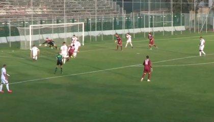 Il Fano prende tre pali, il Mantova vince 2-1