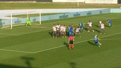 FeralpiSalò facile sul Ravenna: 3-0