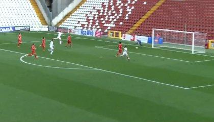 La Triestina frena, 1-1 contro la Virtus Verona
