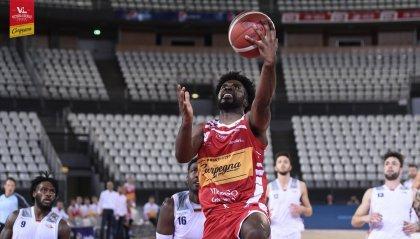 Carpegna Prosciutto Basket Pesaro espugna Roma 84 a 69