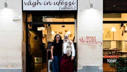 Apre a Bologna l'osteria Vâgh íñ ufézzí (tradotto dal bolognese: vado in ufficio)