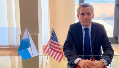 John Mazza nuovo Local Representative AmCham Italy  per la Repubblica di San Marino