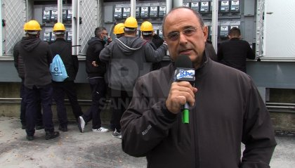 Giovani operatori termoidraulici italiani in stage a San Marino