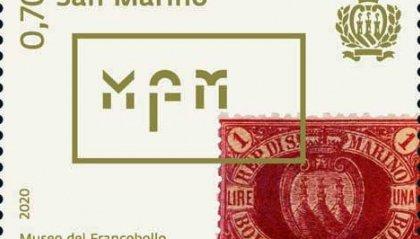 """UFN: emissione postale 10.11.2020 """"Museo del Francobollo e della Moneta"""""""