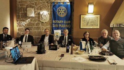 Sul Rotary sventola bandiera verde