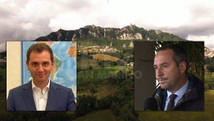 """Di Maio (Italia Viva): """"Mi auguro che le autorità sammarinesi ripensino alle loro normative"""". Lonfernini: """"Le nostre decisioni vanno rispettate"""""""