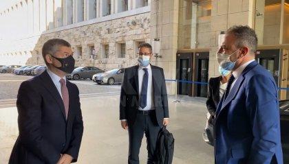 Questione finanziaria, accordo radiotv e approvvigionamento energetico: i primi dossier aperti a Roma