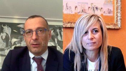 """Le misure anti-Covid dividono anche i sindaci: se per Matteo Ricci il Titano """"sta sbagliando"""", Domenica Spinelli solidarizza con San Marino"""