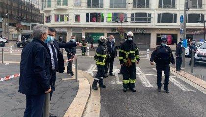 Nizza: attacco nei pressi dela cattedrale di Notre-Dame, almeno tre morti