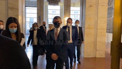 """Ivan Scalfarotto: """"Creiamo un processo di continuità per risolvere i dossier aperti tra Italia e San Marino"""""""
