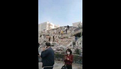 Forte terremoto nel mar Egeo: morti e feriti in Turchia