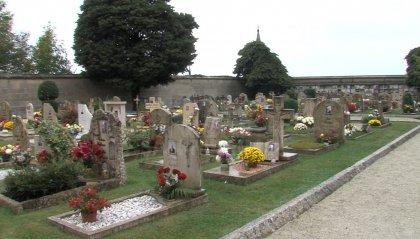 S. Messa al cimitero di Montalbo per tutti i defunti presieduta dal nostro Vescovo Andrea Turazzi
