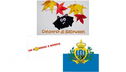 Un sorriso per Norcia: concorso per Halloween