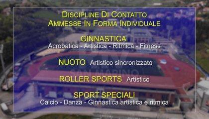 Decreto, il Cons pubblica l'elenco degli sport di contatto