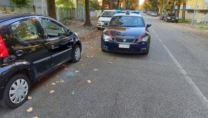 Rimini: rompevano i vetri delle auto nei pressi dell'Ospedale. Due giovani arrestati