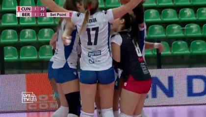 Volley, Novara, Firenze e Bergamo corsare nei recuperi