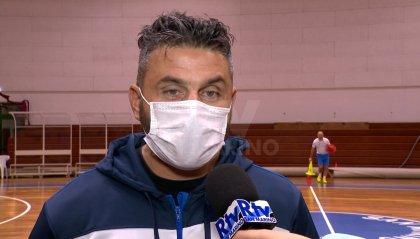 """Fiorentino Futsal, Rocchi: """"Sarà difficile ma questa squadra ci ha abituato bene"""""""