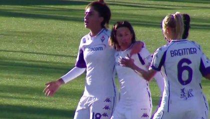 """Manita"" viola, San Marino Academy - Fiorentina 1-5"