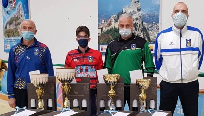 Trofeo Bac: vincono Capeti e Budrioni