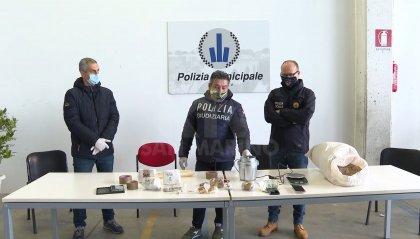 Rimini, maxi-sequestro di droga: oltre 23 chili fra metanfetamina, 'ero' e 'coca'