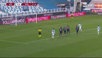 Coppa Italia: Spal agli ottavi, 2-0 al Monza