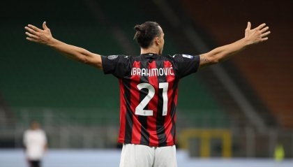 Zlatan Ibrahimovic diventa un verbo