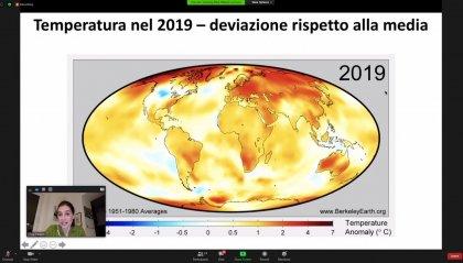 Lions Club San Marino Undistricted: La crisi climatica e noi
