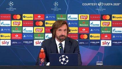 """Andrea Pirlo: """"Abbiamo giocato sotto ritmo. Dybala ha bisogno di lavorare molto"""""""