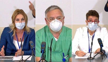 Terapia intensiva a rischio saturazione: i pazienti sono saliti a 10 su 12 posti attivi