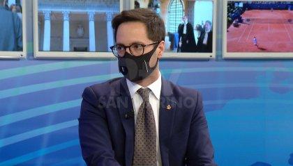"""Righi al Tg San Marino: """"In arrivo correttivi minimali. Non sarà lockdown"""""""