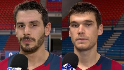 Fiorentino Futsal, le parole di capitan Righi e Pasqualini