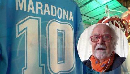 """Cucci ricorda Maradona: """"Ha contagiato il mondo con la sua fantasia; che bello quell'abbraccio a Monaco"""""""