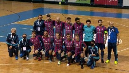 Fiorentino Futsal, rammarico per un gol solo sfiorato
