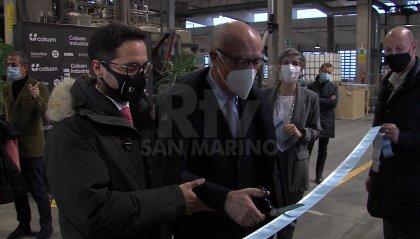 Colorificio Sammarinese: inaugurato il nuovo impianto di produzione PureTech