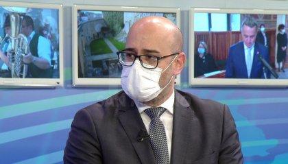 """Ciavatta replica alle proteste: """"Almeno 24 casi nelle superiori"""" e annuncia tamponi in altre sei scuole"""