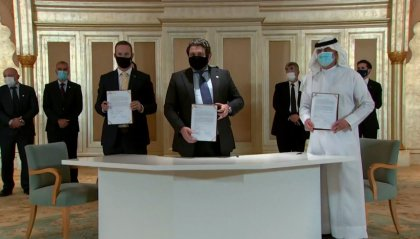 Emirati Arabi: attesi 50.000 turisti israeliani
