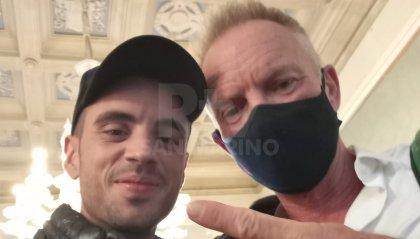 Sting nominato Ambasciatore della Repubblica di San Marino