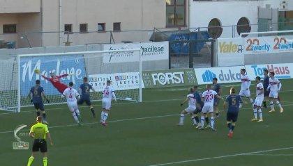 Sudtirol - Perugia 1-1