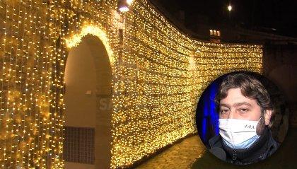 Natale a San Marino: accese le luminarie