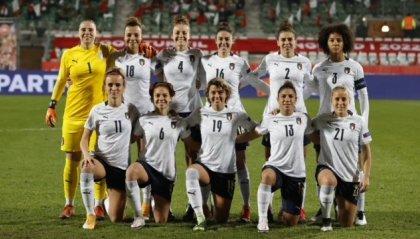 Euro 2020: pari prezioso per le Azzurre in Danimarca