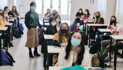Corsi di cinese al Liceo di San Marino