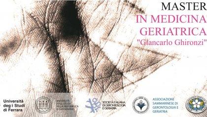 San Marino: sono aperte le iscrizioni per la IX edizione del Master di II° livello in medicina geriatrica