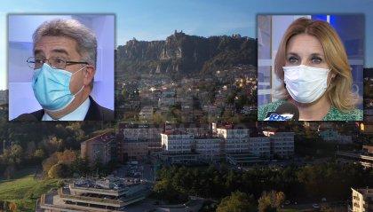 San Marino: terapia intensiva ormai al limite. Appena 6 le nuove guarigioni