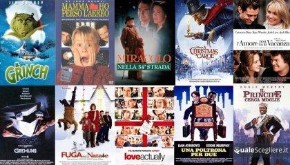 Pagato per guardare i film di Natale
