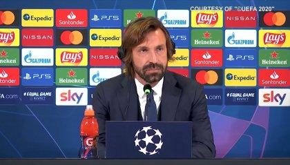 """Pirlo: """"Vorrei la stessa Juve anche in campionato"""""""
