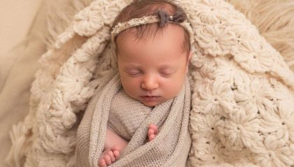 """Usa: nata una bimba da un embrione """"vecchio"""" di 28 anni"""