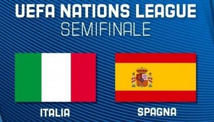 La semifinale è Italia-Spagna