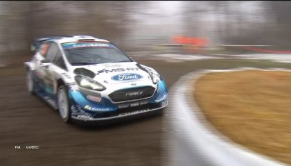 WRC, Rally Monza: Lappi in testa dopo 3PS